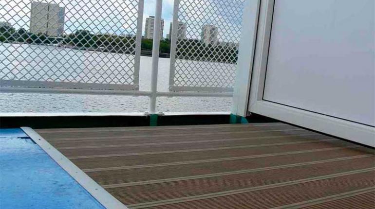 Палубная доска для террасы